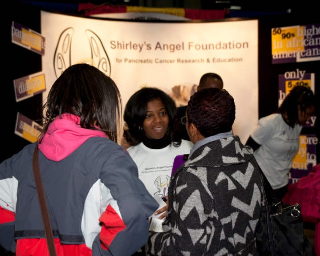 Shirley's Angel Foundation at NBC4 Health Fitness Expo 2010