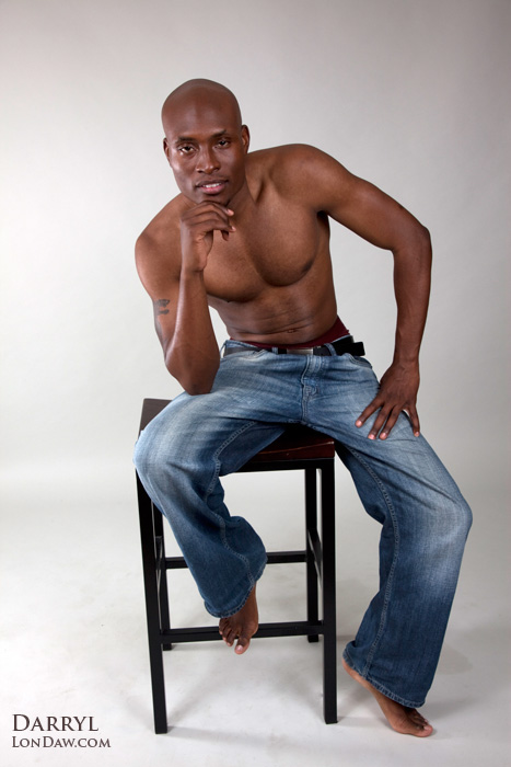 Male Model Darryl Myles 2