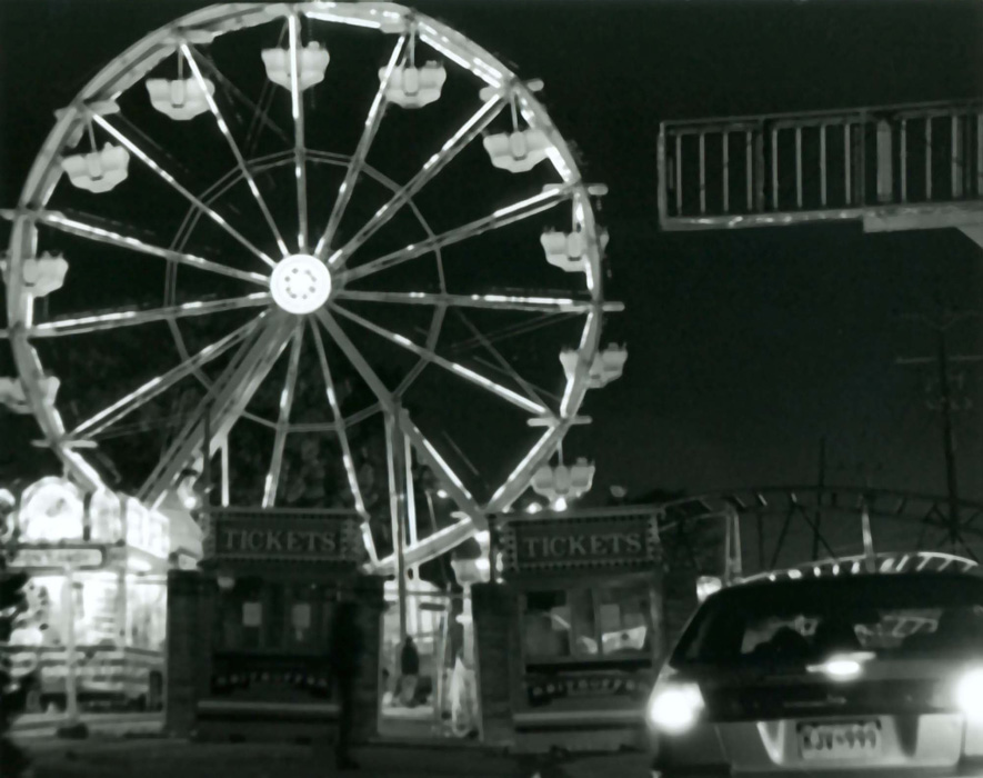 Small town Carnival - New Carrollton MD