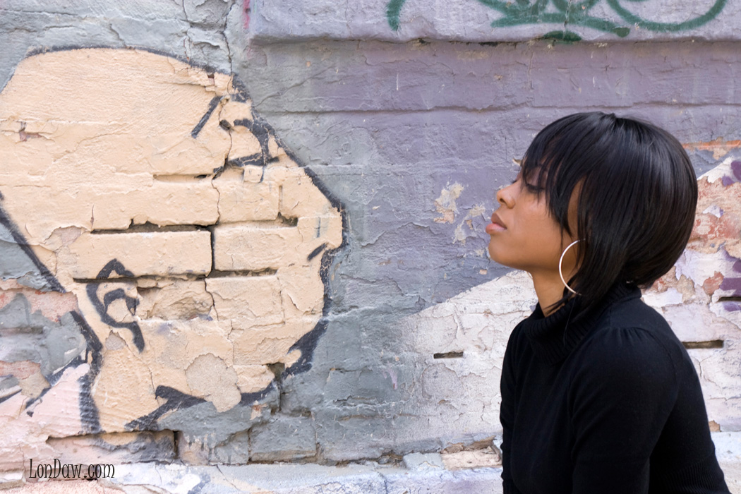 More wall graffiti in Washington DC
