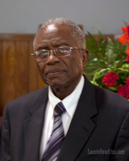 Minister - Attorney Fred D. Gray