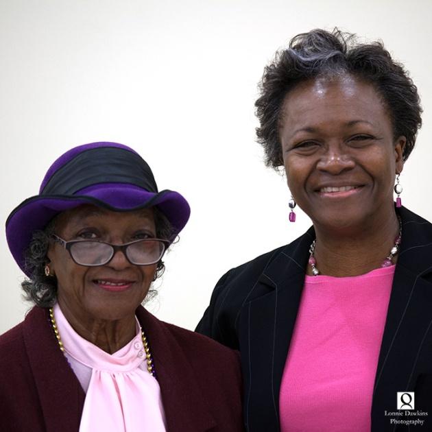 senior woman african american church lady