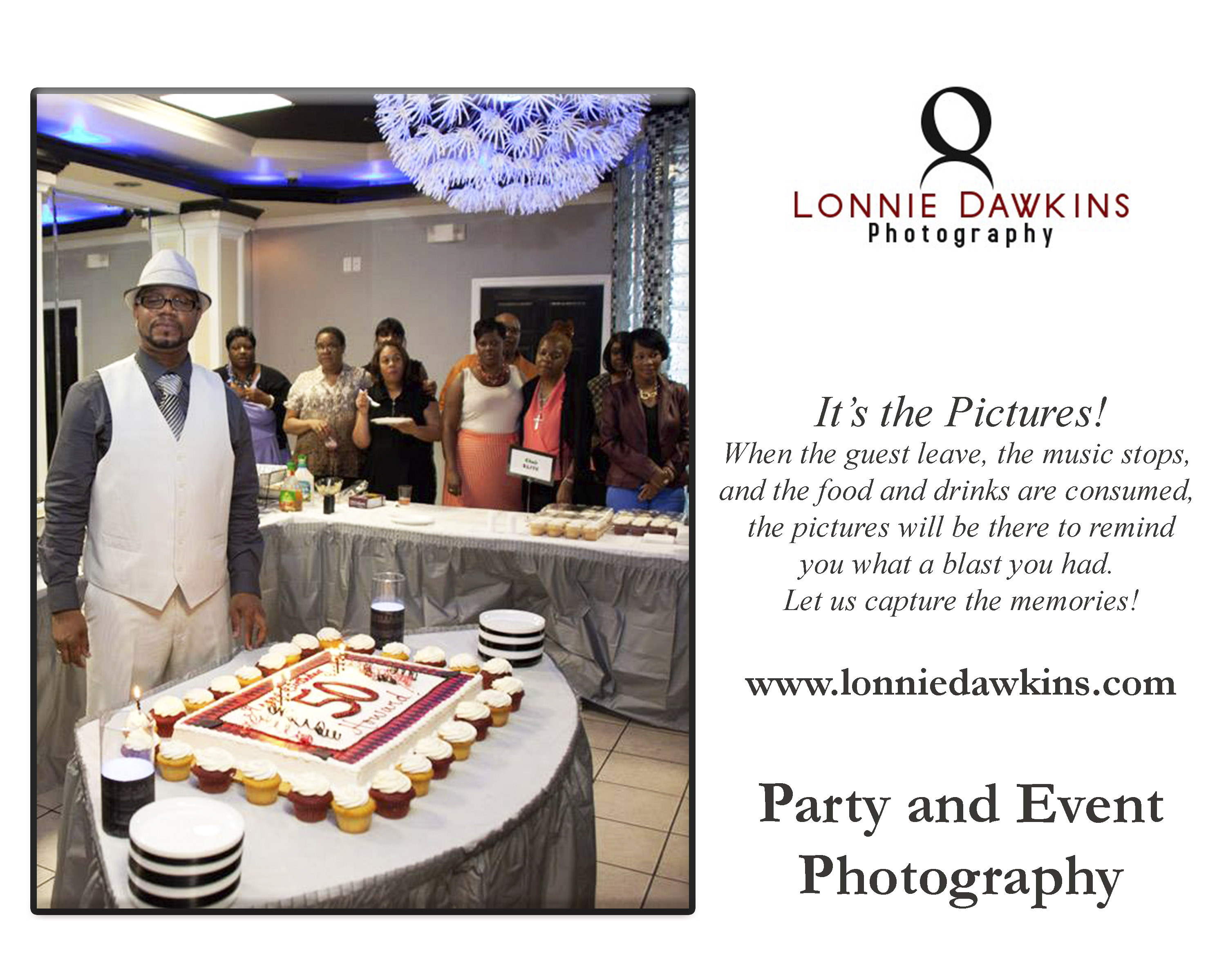 Party and event pictures